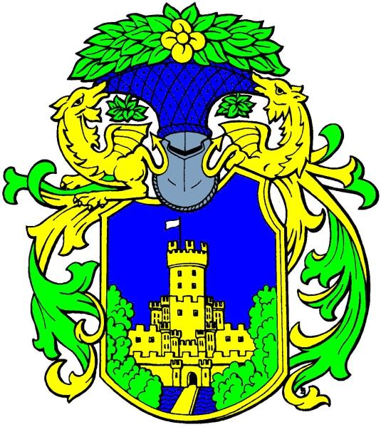 Dams Wappen (Registrierung)
